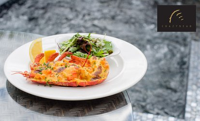 image for Chateaubriand, Lobster and Premium Champagne at The Crazy Bear £25 (59% off)