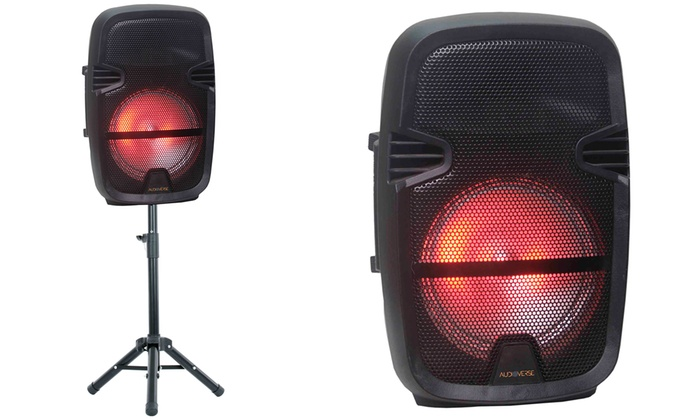 Up To 58 Off On 8 Portable Wireless Speaker Groupon Goods