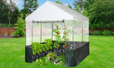 Serra smontabile m³ da orto giardino o terrazza a