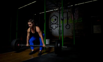 5- or 10-Class Pass or One Month of Unlimited <strong><strong>Crossfit</strong></strong> at South Charlotte <strong><strong>Crossfit</strong></strong> (Up to 53% Off)
