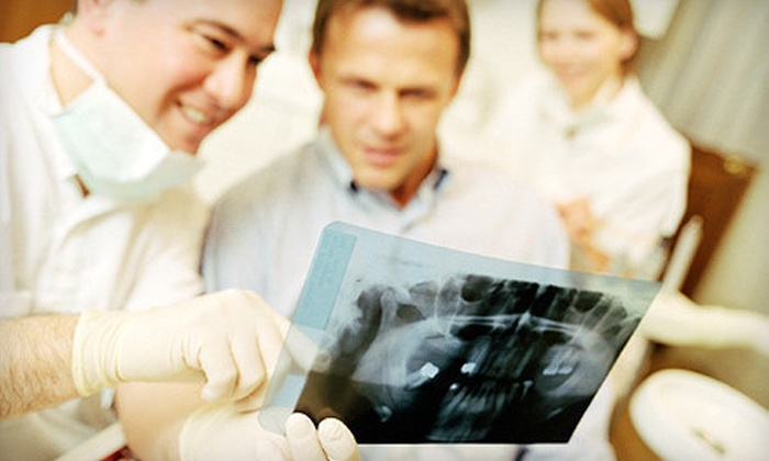 Dr. David J. Montgomery, D.D.S. - Rio del Mar: $49 for a Dental Exam with X-rays and Cleaning from Dr. David J. Montgomery, D.D.S. in Aptos ($240 Value)