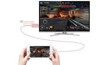 1 o 2 adaptadores HDMI Smartphone