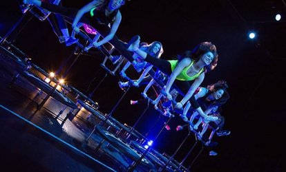 image for Boogie Bounce Xtreme or Revolution Classes at Boogie Bounce Cardonald (Up to 55% Off)