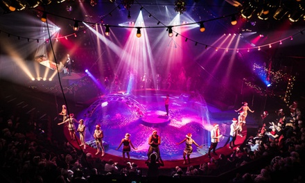 Christmas Spectacular Circus, 8 December 2018 6 January 2019, Hippodrome Circus