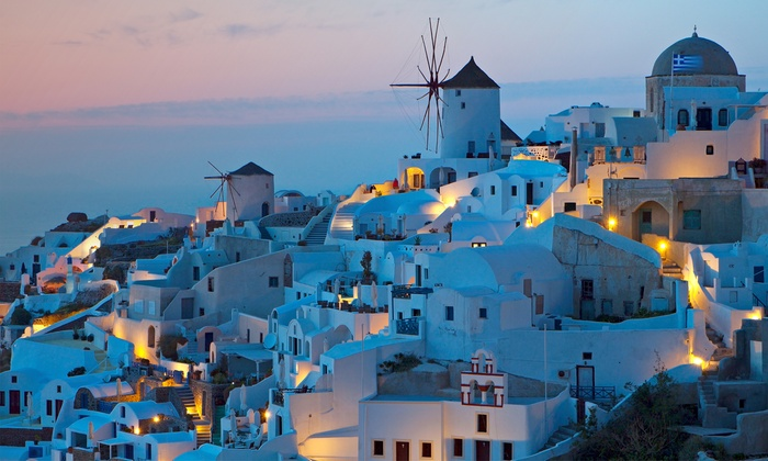 10-Day Greece Vacation with Airfare from go-today
