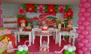 Festa Mania: Festa Mania – Pechincha/Jacarepaguá: kit personalizado com 150, 190, 250 ou 350 itens com guloseimas – parcele sem juros
