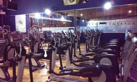 Acceso ilimitado a gimnasio durante 3, 6 o 12 meses con exclusive training desde 49,90 € en 6 centros Okmas