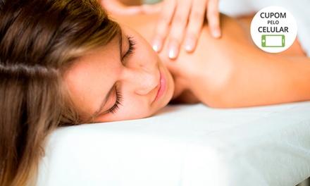 4, 8 ou 12 sessões de massagem relaxante, modeladora e drenagem no Corpo e Equilíbrio Salão e Estética – Vila Velha
