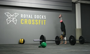 Royal Docks CrossFit: Royal Docks CrossFit: One Month's Class Membership for £29 (79% Off)