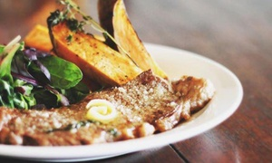 Rumpus Cosy: Two-Course Meal For Two at Rumpus Cosy (53% Off)