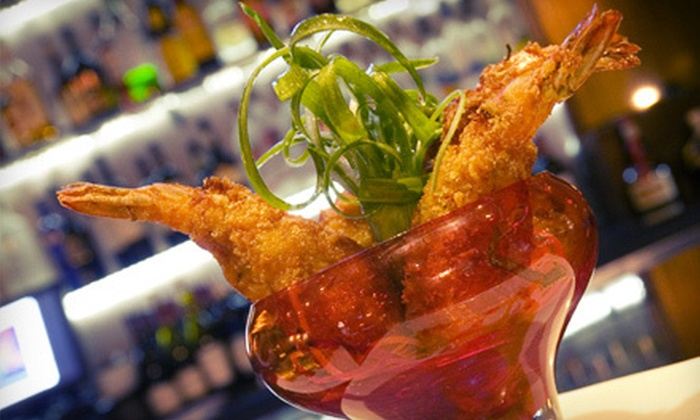 Tuk Tuk Restaurant - RP Sports Compex: Thai Appetizers and Drinks for Two or $12 for $25 Worth of Thai Cuisine at Tuk Tuk Restaurant