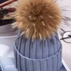 A-List Finds – 58% Off Women's Knitted PomPom Hat