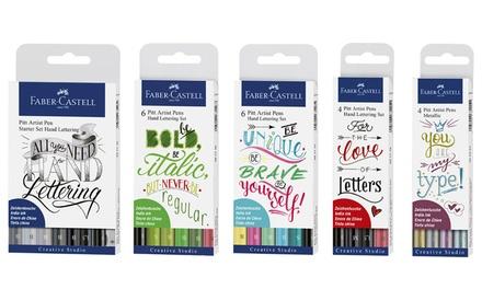Set pennen Pitt Artist Pen van FaberCastell