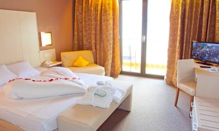 Tirol del Sur: 2, 3, 5 o 7 noches para 2 con media pensión y bebida de bienvenida en Mountain Lake Hotel Vernagt 4*
