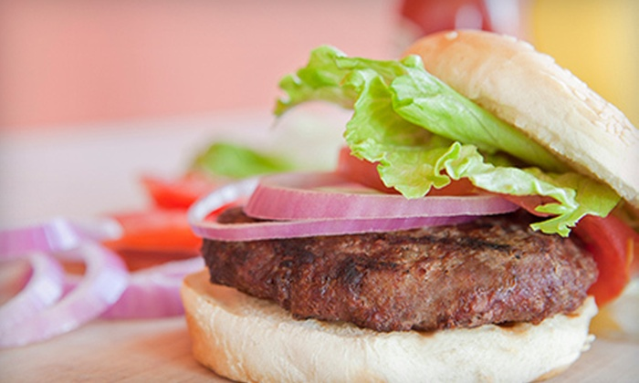 Steve's Burgers - Garfield: $15 for Burgers and Hot Dogs at Steve's Burgers ($30 Value)