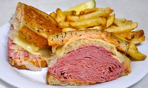 Milton's: New York–Style Deli Food at Milton's (40% Off). Two Options Available.
