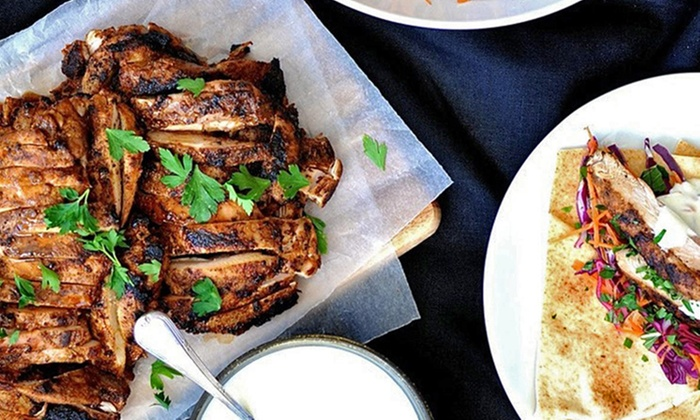 Mezeh-Charlottesville, LLC: $10 for $20 Worth of Mediterranean Food at Mezeh