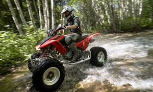 QUADVENTURE (MILANO): Escursione in quad adventure o extreme per 2 persone da Quadventure (sconto fino a 67%)