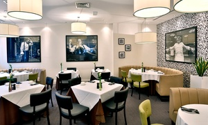 Marco Pierre White Steakhouse Bar and Grill Newcastle: Two-Course Lunch with Optional Wine for Two at Marco Pierre White Steakhouse Bar and Grill Newcastle (Up to 63% Off)