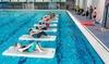 Up to 65% Off FloatFit Classes at Gwinnett Swim