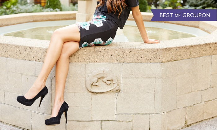 Anti-Aging Centers - Multiple Locations: Laser Hair Removal for a Small, Medium, or Large Area at Anti-Aging Centers of Connecticut (Up to 90% Off)