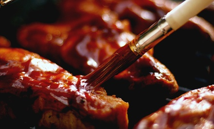 Southern Food and Barbecue for Two or Four or More at Center Street Smokehouse (Up to 70% Off)