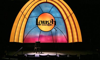image for Standup Comedy at Laugh Factory (April 7–June 30)