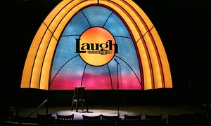 Standup Comedy at Laugh Factory at the Silver Legacy Casino Resort