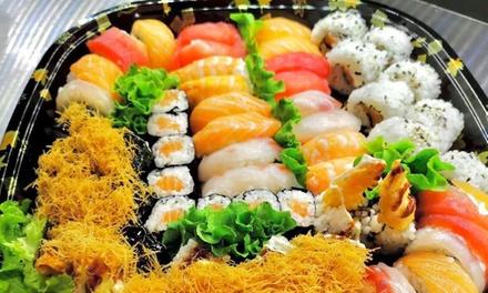 Menu sushi con Prosecco a 39,90€euro