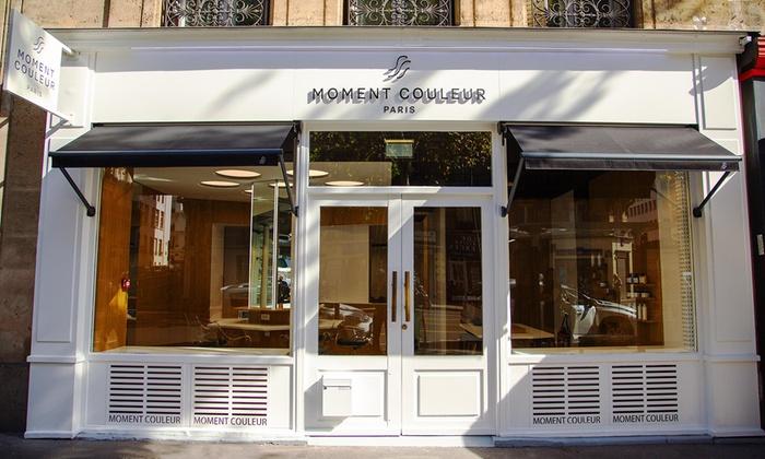 Forfait coiffure au choix - Moment Couleur Paris 5 | Groupon