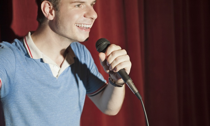 World Series of Comedy - Edgeland: World Series of Comedy  at Rumor's Comedy Club on May 28–31 (Up to Half Off)