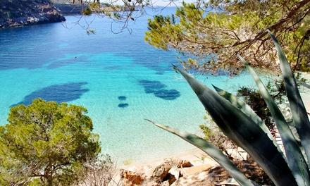 ?Ibiza: 2, 3, 5 o 7 noches para una persona en habitación doble con vuelo I/V desde Barcelona, Madrid o Valencia