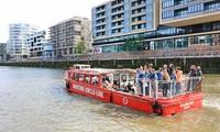 90 Min. Hafenrundfahrt für 1, 2 oder 3 Personen bei Maritime Circle Line (bis zu 50% sparen*)