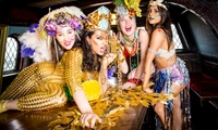 Rio 2016 Carnival-Themed Boat Party Aboard The Golden Hinde (Up to 50% Off)