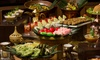 Iftar Buffet with Drinks: Child AED 49, Adult AED 119