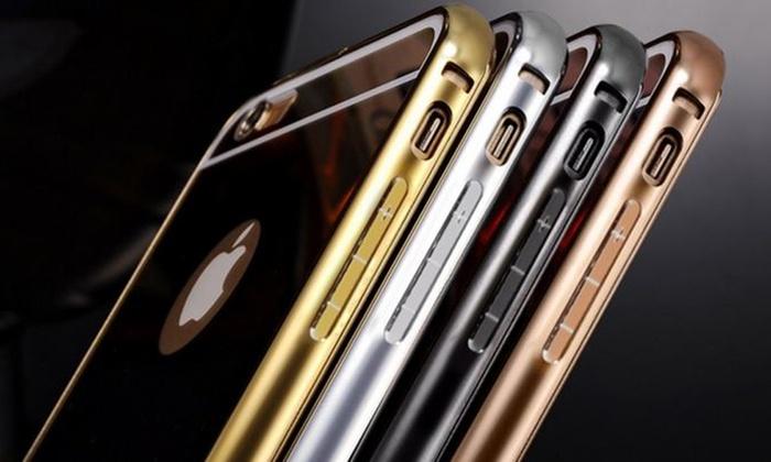 Coques mtalliques pour iPhone disponible en 4 couleurs à 799 € (60% de rduction)