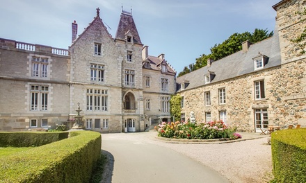 Bretagne : 1 ou 2 nuits avec petit déjeuner, accès Spa en option au Château du Val pour 2 personnes