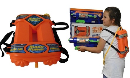 Super Soaker Fun Blaster