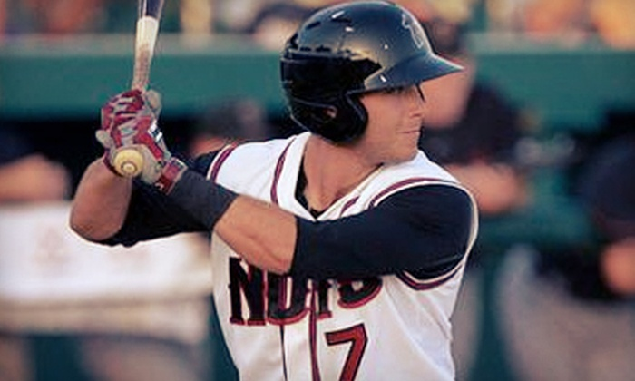 Modesto Nuts - John Thurman Field: Modesto Nuts Game for Two or Four at John Thurman Field (Up to Half Off)