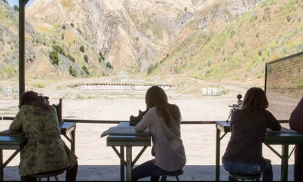 Range Experience for Two or Four at California Tactical Academy (Up to 62% Off)