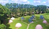 Normandie : 1 nuit en hébergement insolite avec pdj et accès au parc