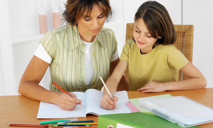 JK Educational Enrichment - Philadelphia: A Tutoring Session from JK Educational Enrichment (54% Off)