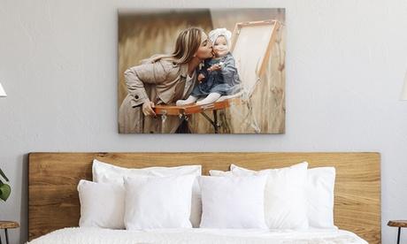 1 o 2 impresiones con imagen personalizable a elegir tamaño con Photo Gift (hasta 79% de descuento)