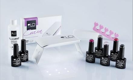 Kit manicure e smalti LCI Cosmetics