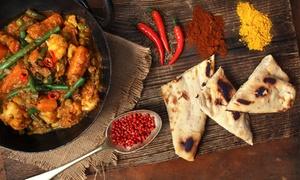 Su-Ja einfach Indisch Perle: Hauptgericht à la carte und Suppe vorweg für 2 oder 4 Personen bei Su-Ja einfach Indisch (bis zu 52% sparen*)