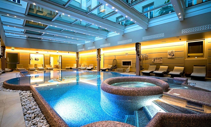 Grand Hotel Salsomaggiore Thermae And Natural Spa
