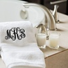 Personalized Luxury Hand Towels from Qualtry (Up to 85% Off)