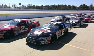 Up to 70% Off Short Track Racing Experience at Rusty Wallace Racing Experience, plus 6.0% Cash Back from Ebates.