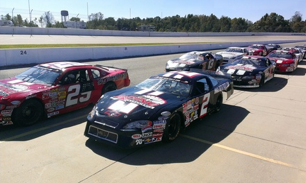 Short Track Racing Experience from Rusty Wallace Racing Experience (Up to 70% Off). Four Options Available.