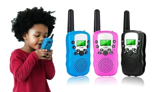 Talkies-walkies pour enfant